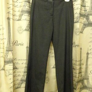 A.B.S by Allen Schwartz Pinstripe Trouser Pants